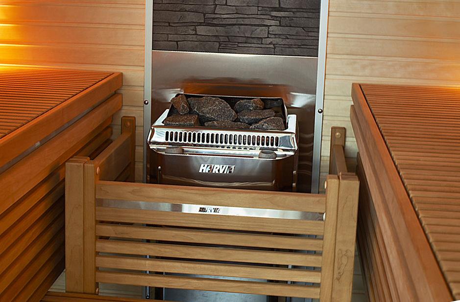 Электрические печи для сауны и бани в Анапе