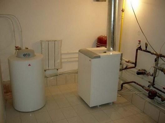 Требования к установке газового котла