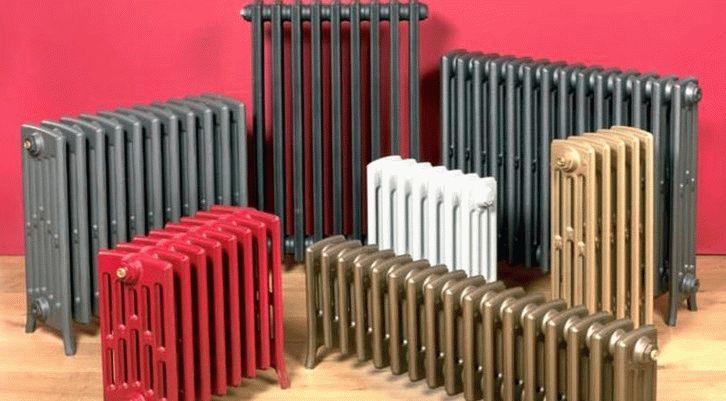 Большой выбор радиаторов