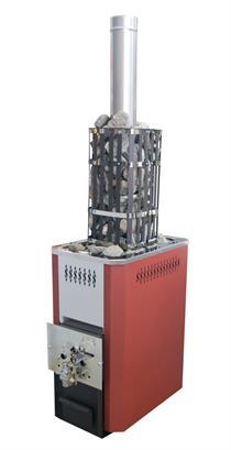 Банная печь VIRA газовая (с газовой горелкой)