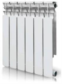 Радиатор алюминиевый EVOLUTION 500 6 секций