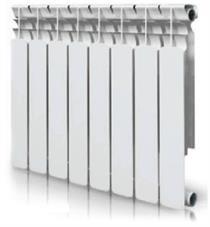 Радиатор алюминиевый EVOLUTION 500 8 секций