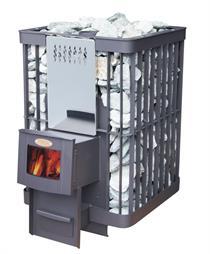 Дровяная банная печь-сетка PARRMA-20